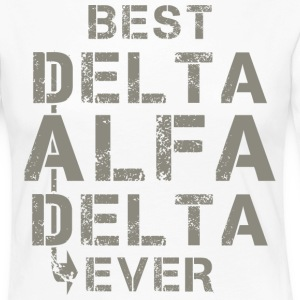 Best dad ever - Women's Premium Longsleeve Shirt