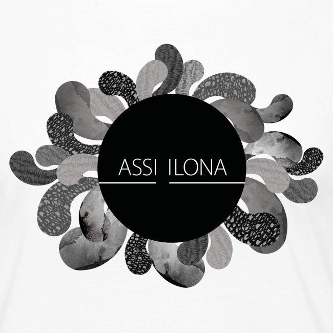 Assi Ilona lasten t-paita