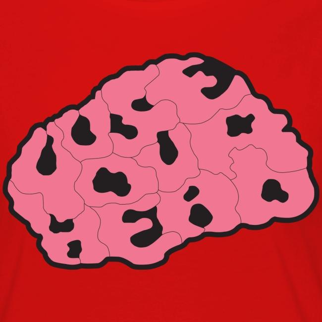 Use Your Head (Colour) Mens T-shirt