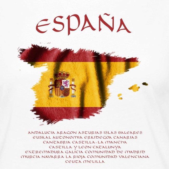 Spain Flag Bandera España
