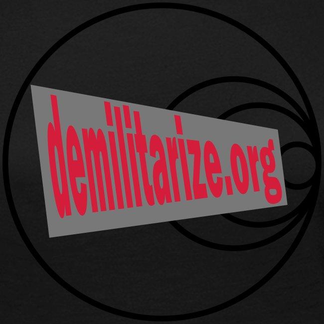 demilitarize org final 1st edition