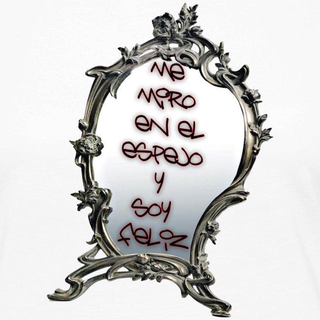 ME MIRO EN EL ESPEJO....