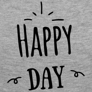 happy day - T-shirt manches longues Premium Femme
