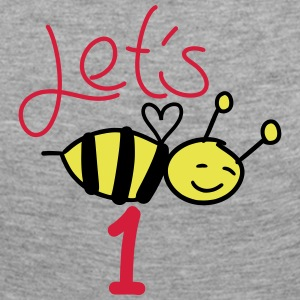 let's bee 1 - Women's Premium Longsleeve Shirt