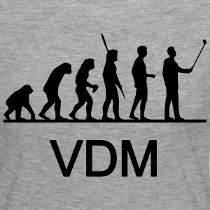 VDM Evolution Stick - Women's Premium Longsleeve Shirt