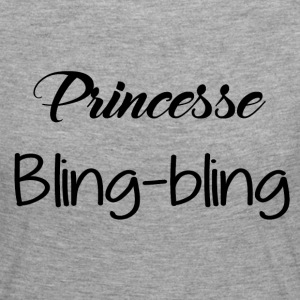 Princess bling bling - Women's Premium Longsleeve Shirt