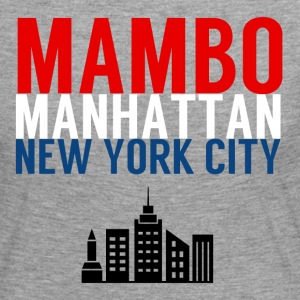 Mambo Manhattan New York City - Danceshirts - Women's Premium Longsleeve Shirt