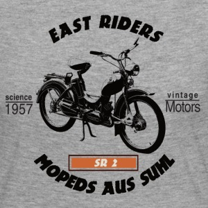 East Riders Mopeds from Suhl - Women's Premium Longsleeve Shirt