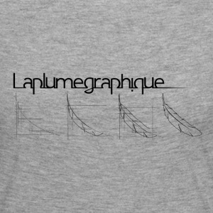 The graphic pen - Women's Premium Longsleeve Shirt
