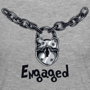 Engaged Chained - Women's Premium Longsleeve Shirt