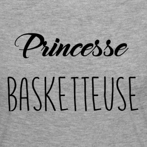 Princess basketteuse - Women's Premium Longsleeve Shirt