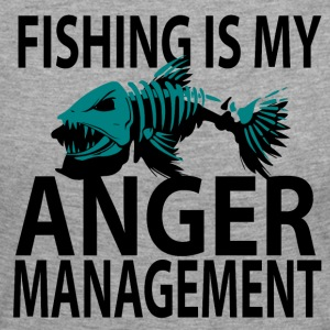 Anger Management - Fishing - Women's Premium Longsleeve Shirt