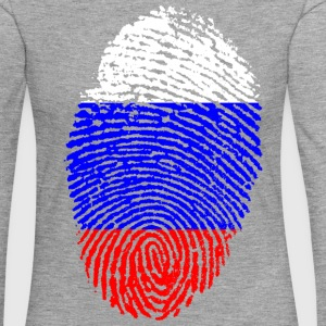 RUSSIE 4 EVER COLLECTION - T-shirt manches longues Premium Femme