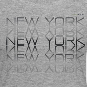 Espace Atlas Tee New York, New York - T-shirt manches longues Premium Femme