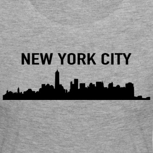 NEW YORK CITY - Långärmad premium-T-shirt dam