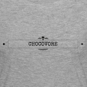 CHOCOLATE ADDICT - Women's Premium Longsleeve Shirt