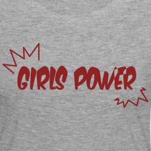 Girls Power - T-shirt manches longues Premium Femme