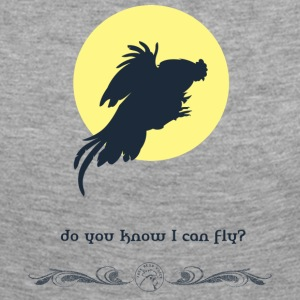 do you know I can fly? - Maglietta Premium a manica lunga da donna