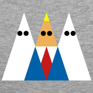Trump and KKK - Women's Premium Longsleeve Shirt