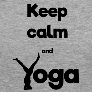 Keep calm and Yoga - Women's Premium Longsleeve Shirt