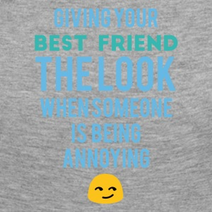 Best friends: Giving Your Best Friend The Look - Women's Premium Longsleeve Shirt