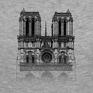 Around The World: Notre Dame - Paris - Women's Premium Longsleeve Shirt