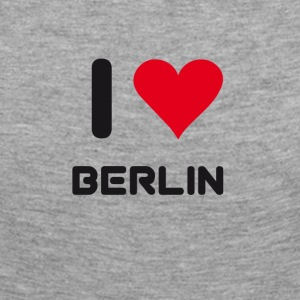 I love berlin heart Germany City love holidays B - Women's Premium Longsleeve Shirt