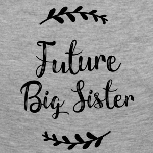 Future Big Sister - Women's Premium Longsleeve Shirt