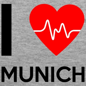 I Love Munich - I love Munich - Women's Premium Longsleeve Shirt