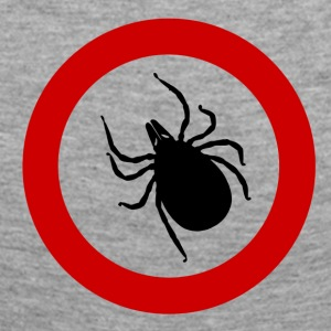 Caution tick / ticks / Punk / Punk / parasite - Women's Premium Longsleeve Shirt