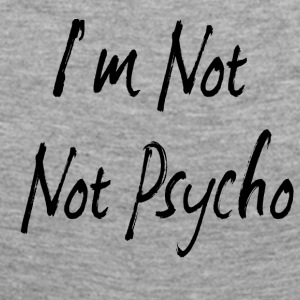 I'm not not crazy - Women's Premium Longsleeve Shirt