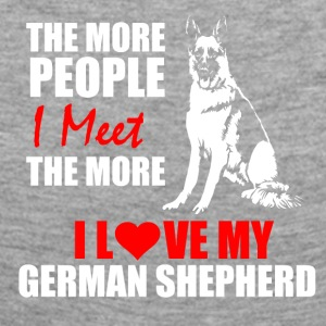 Shepherd / German Shepherd - Women's Premium Longsleeve Shirt