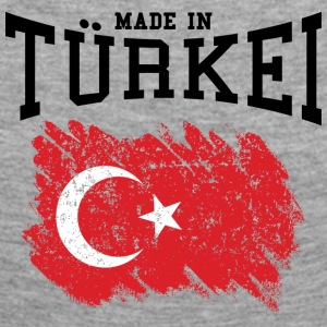 Made in Turkey - Premium langermet T-skjorte for kvinner