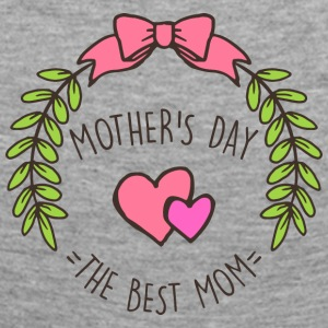 The best mom Mothers day gift - muttertag - Frauen Premium Langarmshirt