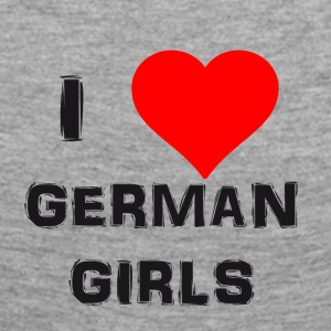 german girls - Frauen Premium Langarmshirt