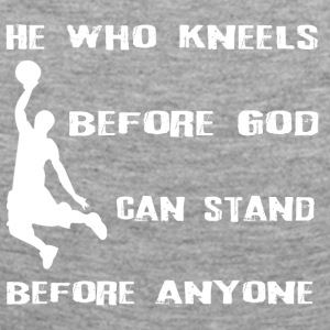 Basketball God - Frauen Premium Langarmshirt