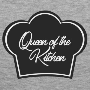 Koch / Chefkoch: Queen Of The Kitchen - Frauen Premium Langarmshirt
