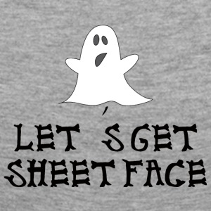 Halloween: Let's Get Sheetface - Women's Premium Longsleeve Shirt