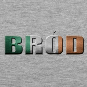 BROD IRLANDE PRIDE IRLANDE PATRICK'S DAY - T-shirt manches longues Premium Femme