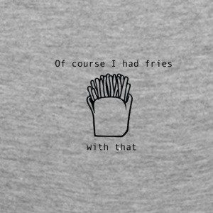Fries with that p 01 - Women's Premium Longsleeve Shirt