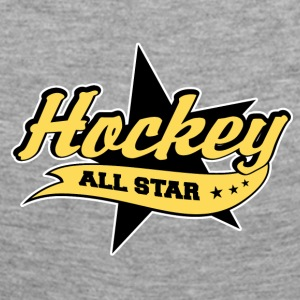 Hockey All Star - T-shirt manches longues Premium Femme