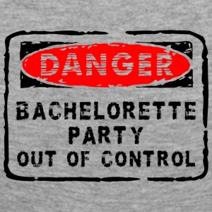 Bachelorette Party Out Of Control - Women's Premium Longsleeve Shirt