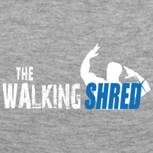 The Walking Shred - Women's Premium Longsleeve Shirt
