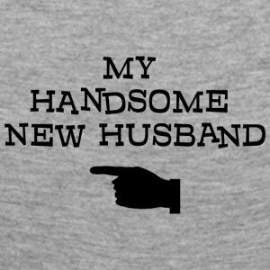 Just Married My Handsome New Ehemann - Frauen Premium Langarmshirt