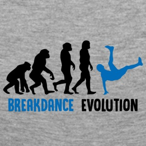 ++ ++ Breakdance Evolution - Dame premium T-shirt med lange ærmer