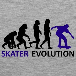 ++ ++ Skater Evolution - Women's Premium Longsleeve Shirt