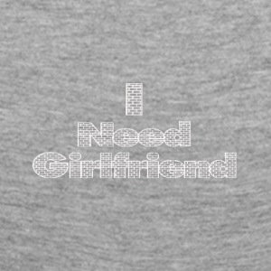 i need a girlfriend - Women's Premium Longsleeve Shirt
