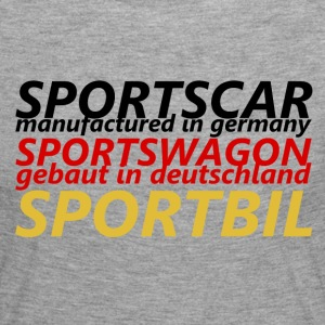 Sports Car - Women's Premium Longsleeve Shirt
