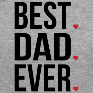 Best Dad Ever Love Fathers day - fathers day - Women's Premium Longsleeve Shirt