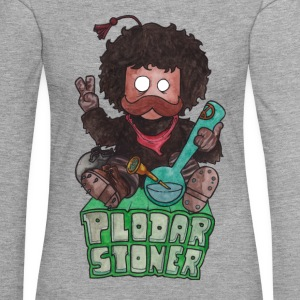 Plodar stoner colored - Women's Premium Longsleeve Shirt